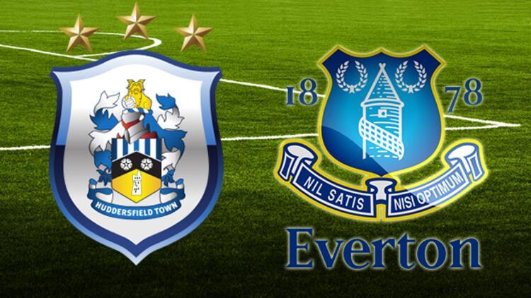 Huddersfield Town Everton maçı ne zaman saat kaçta hangi kanalda?