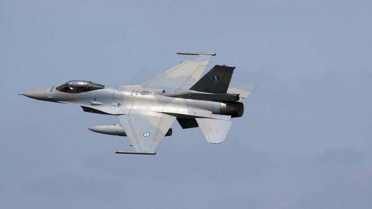 Yunanistan'dan acil karar!  F-16'lar  modernize edilecek