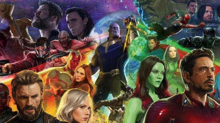 Avengers: Infinity War telefonları da vurdu!