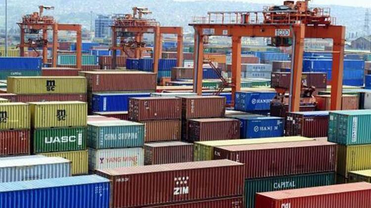 Dış ticaret açığı Nisan'da 6.65 milyar oldu
