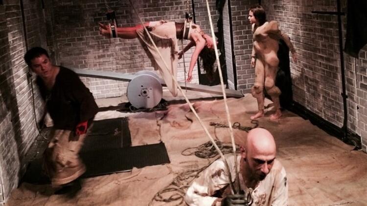 Küçük Salon'un büyük oyunu 'Othello'