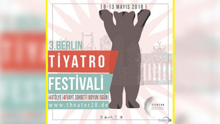 3. Berlin Türk Tiyatro Festivali 'Kürk Mantolu Madonna'yla başlayacak