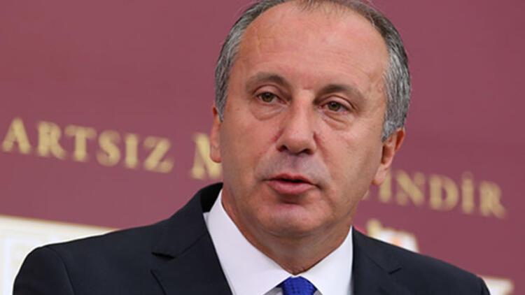 CHPnin Cumhurbaşkanı adayı Muharrem İnce kimdir