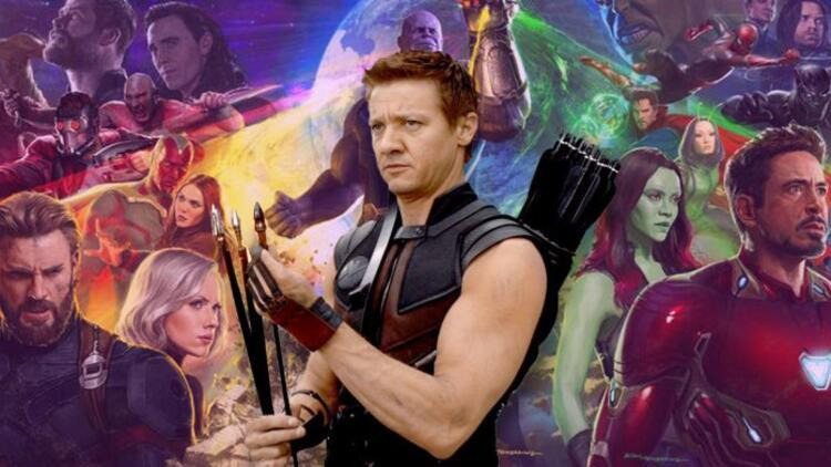 Avengers: Infinity War'dan sonra gelen yeni Marvel filmleri