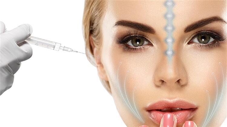 V estetiğiyle ameliyatsız yüz germe - Sağlık Haberleri