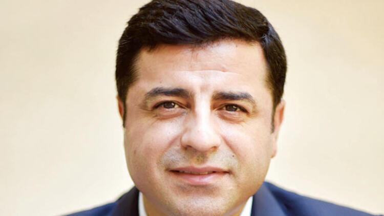 HDP resmen açıkladı: Demirtaş aday
