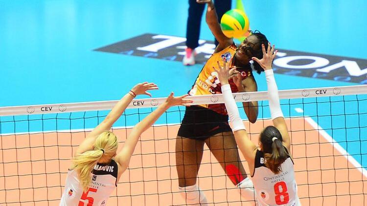Galatasaray hakemleri ve şanssızlığı geçemedi