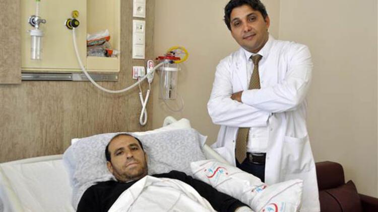 Gece yarısı gelen haberi şaka sandı! 13 saatlik ameliyatla hayata tutundu