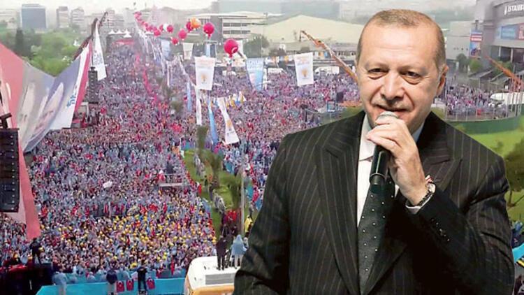 Erdoğan: Birlikte yürümeye hazırız
