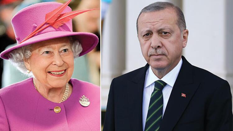 """İngiltere'de """"Tatlı Dil"""" zirvesi... Erdoğan, Kraliçe Elizabeth ile görüşecek"""