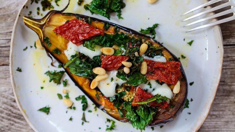 Patlıcanın Peynirle Olan Eşsiz Birlikteliği: Atıştırmalık Peynirli Patlıcan