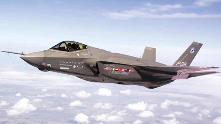 F-35'lerde ilk teslimat 21 Haziran'da