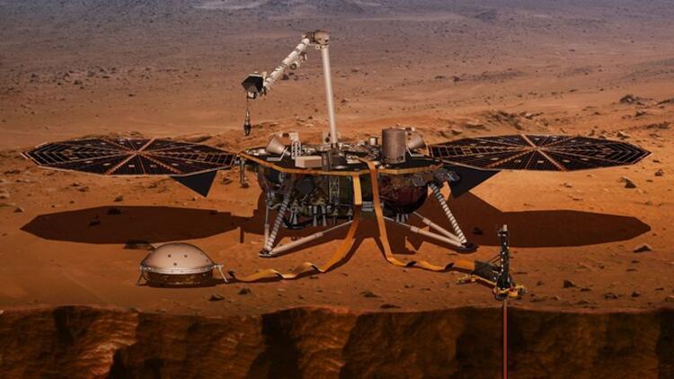 InSight misyonu ve Mars'taki deprem