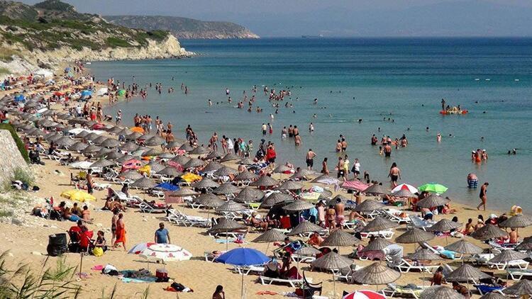 Turizm gelirleri yüzde 31.3 arttı