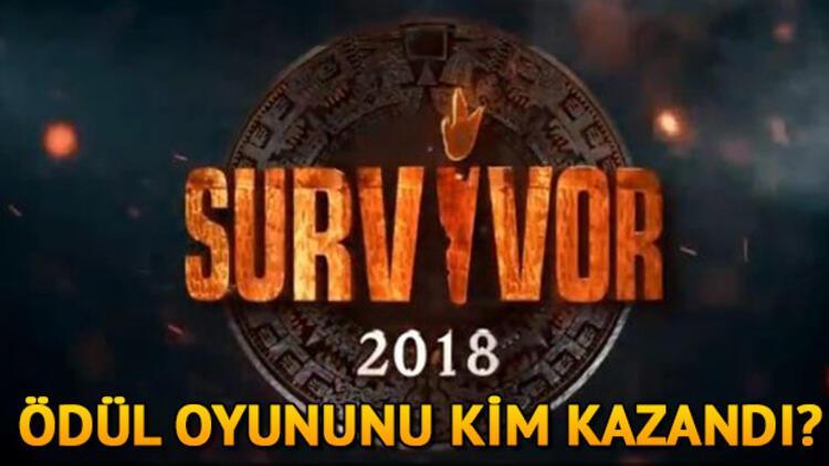 Survivor'da ödül oyununu hangi takım kazandı? Ödül oyununun galibi kim oldu?