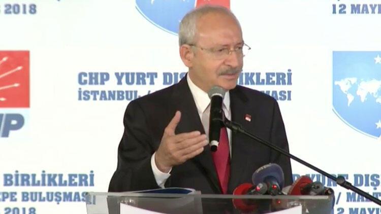 Kılıçdaroğlu'ndan 25 Haziran vaadi