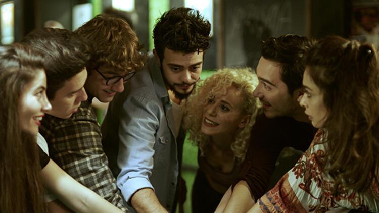 Öğrenci Kafası filmi oyuncuları Kampüs'te!