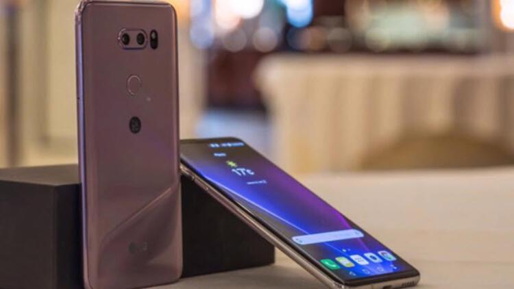 LG V35 ThinQ hangi özelliklerle geliyor?