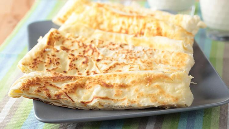 Peynirli Kolay Gözleme Tarifi Hamur Işi Tarifleri