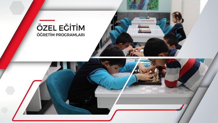 Özel öğrenciler için 34 öğretim programı