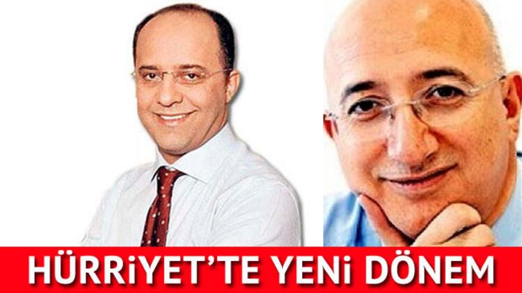 Mehmet Soysal Hürriyet Gazetecilik İcra Kurulu Başkanı, Vahap Munyar İcra Kurulu üyesi oldu