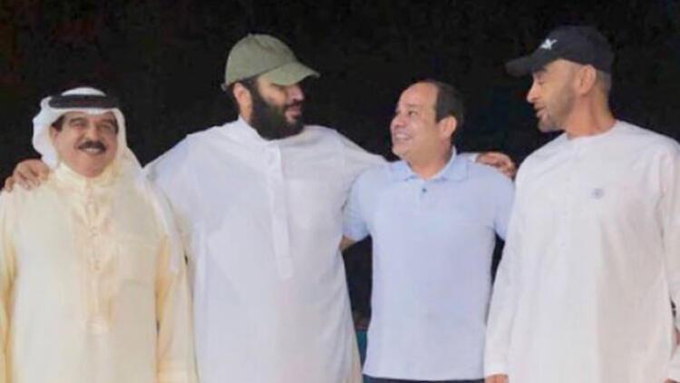 "Suudi Prens Selman'dan ""ölmedim"" pozu"