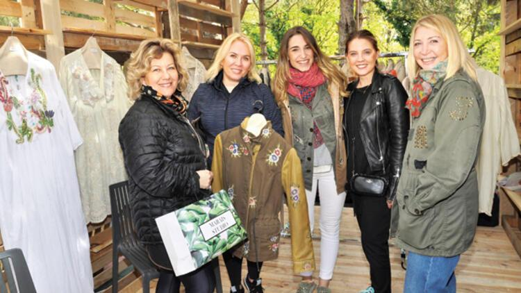 Tasarımcılar Bol Pazar'da