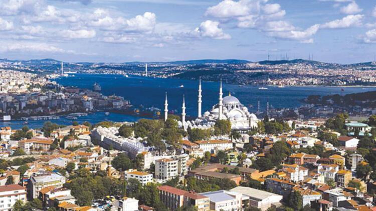 İstanbul'un röntgeni çekildi