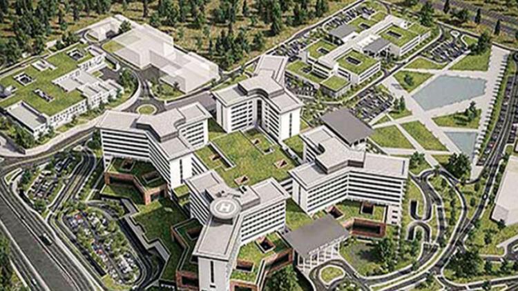 SPden şehir hastaneleri raporu: Sağlık sektörünü taşeronlaştıracak