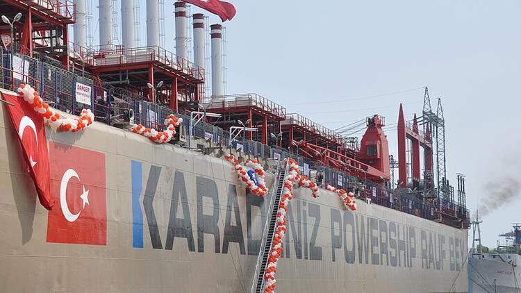 Türk enerji gemisi, Sudanda elektrik üretimine başladı