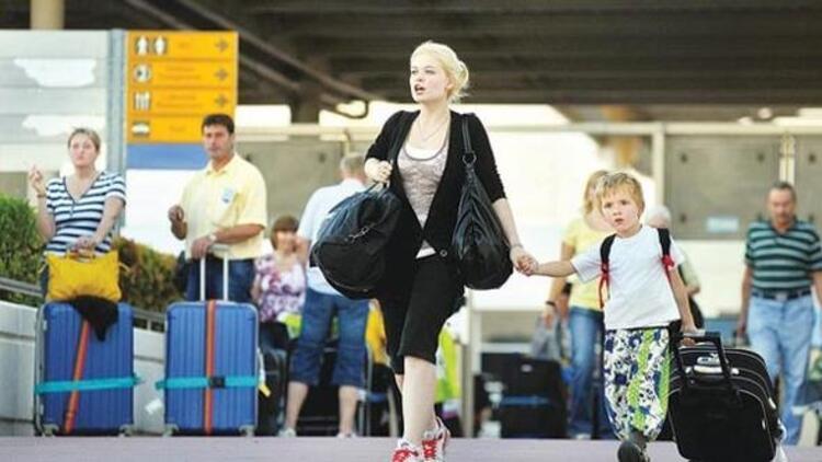 Rus turistlerin gözdesi yeniden Türkiye