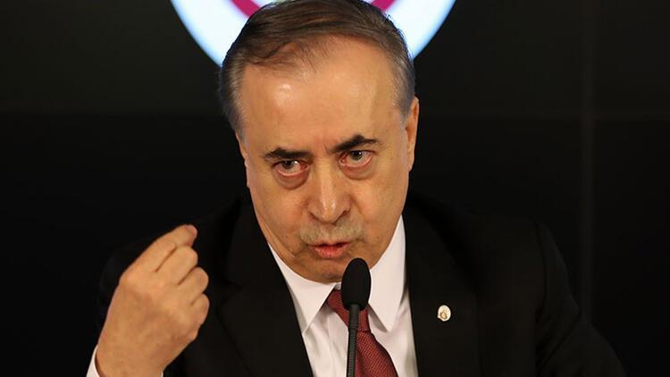 Mustafa Cengiz'den Dursun Özbek'e yaylım ateşi