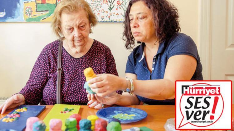 600 bin ailenin Alzheimer savaşı