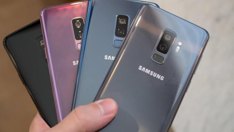Android P güncellemesi alacak Samsung telefonlar