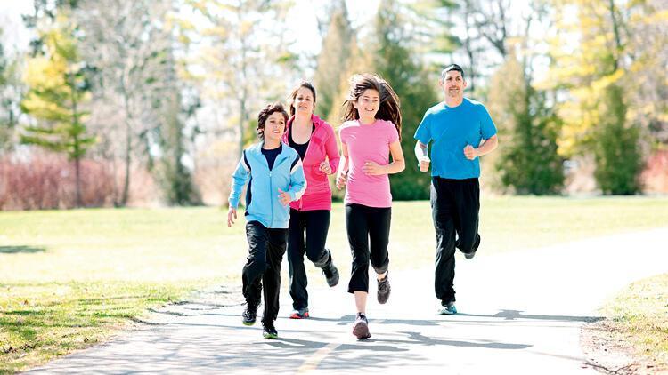 Öğrencilere fiziksel aktivite karnesi verildi