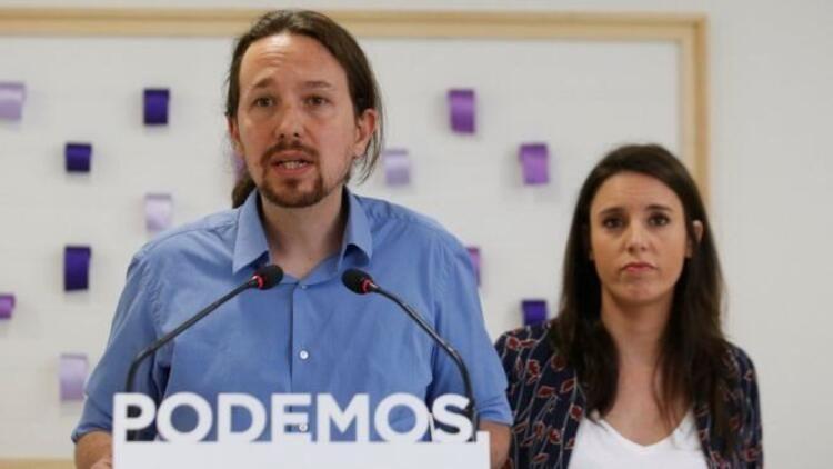 İspanyada 600 bin euroluk ev alan solcu lidere güven oyu