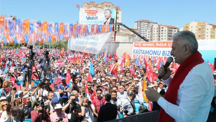 Başbakan Yıldırım'dan Akşener'e TİKA tepkisi