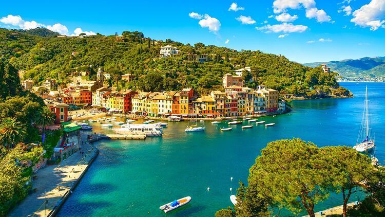 Portofino'da aşkı bulmak...