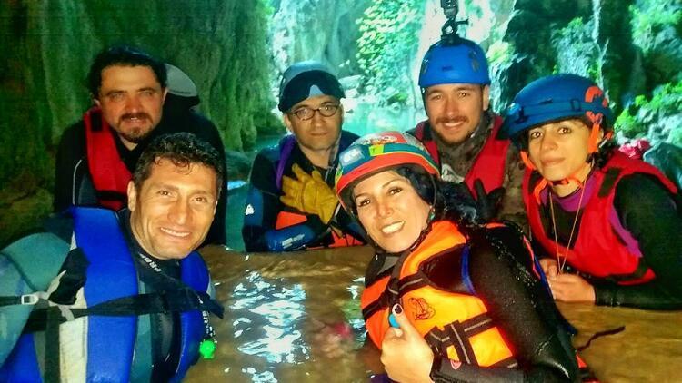 Bursa'nın yeraltı güzeli: Ayvaini Mağarası