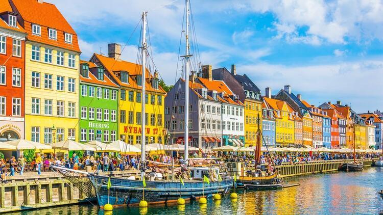 Kuzeyin güzel şehri Kopenhag'da bedava gezmeye ne dersiniz?