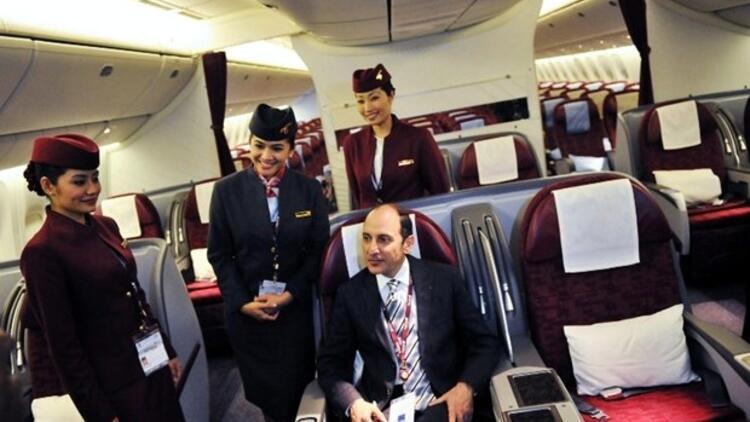 Katar Havayolları'nın patronundan skandal sözler! 'Havayolu şirketlerini sadece erkekler yönetebilir'