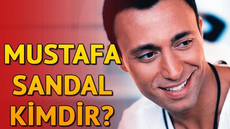 Mustafa Sandal kimdir? Kaç yaşında, nereli?