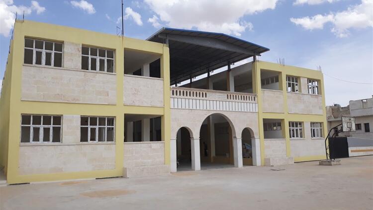 Harran Üniversitesi, El-Babta kampüs kuruyor