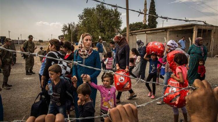 Türkiye'deki Suriyelilerin beşte biri İstanbul'da