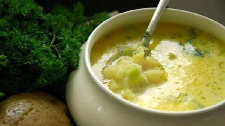 Glutensiz patates çorbası tarifi