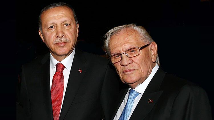 Cumhurbaşkanından Erdoğan Demirörenin vefatı sonrası taziye mesajı