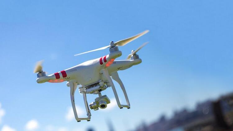 CNR Games Week'te 200 kilometre hızla drone uçuruluyor