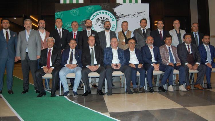 Atiker Konyaspor'un yeni başkanı Hilmi Kulluk