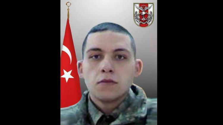 Şehit er Şevki Eren Yatkın, 3.5 ay önce askere gitmişti