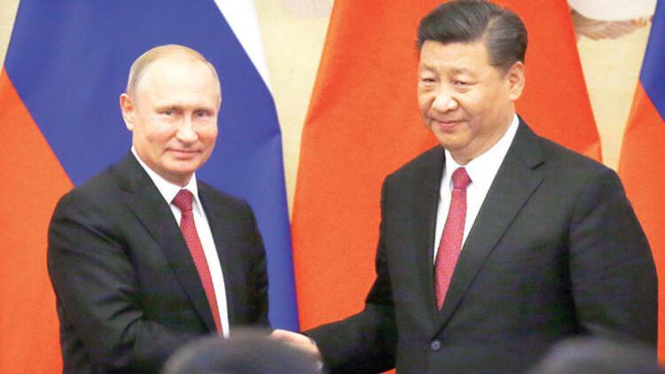Putin Çin'e hamam kuracak